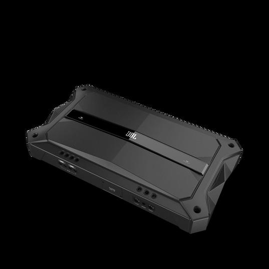 GTR-1001 - Black - Mono Channel, 2600W High Performance Subwoofer Amplifier - Hero