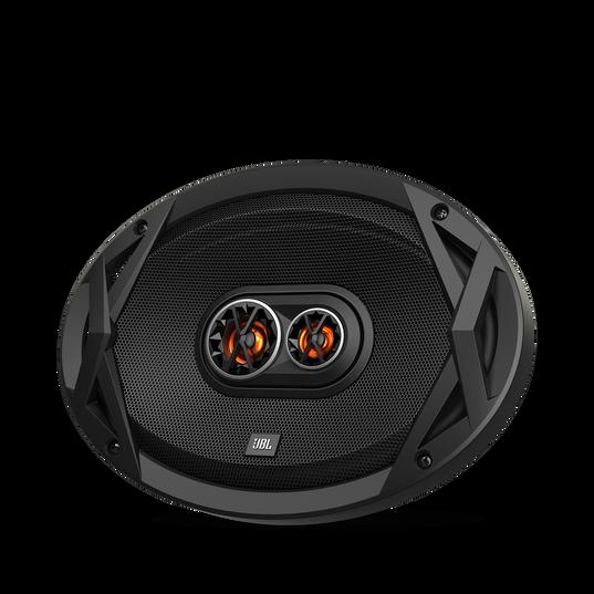 """Club 9630 - Black - 6""""x9"""" (152mm x 230mm) 3-way car speaker - Hero"""