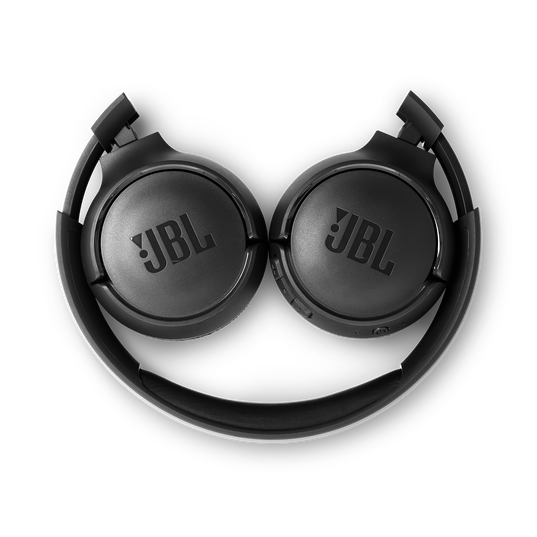 JBL TUNE 500BT - Black - Wireless on-ear headphones - Detailshot 2