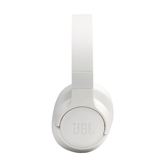 JBL TUNE 700BT - White - Wireless Over-Ear Headphones - Detailshot 6