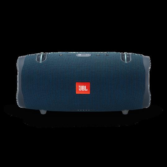 JBL Xtreme 2 - Ocean Blue - Portable Bluetooth Speaker - Front