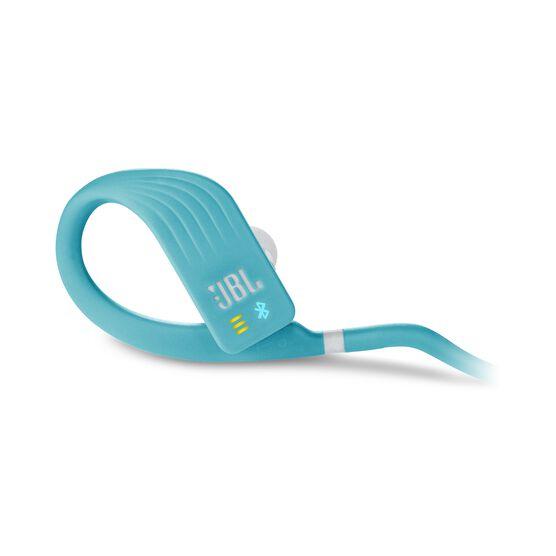 JBL Endurance DIVE - Teal - Waterproof Wireless In-Ear Sport Headphones with MP3 Player - Detailshot 2