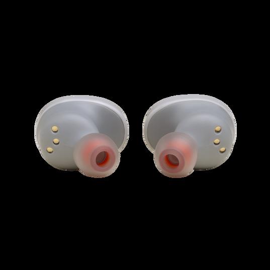 JBL TUNE 120TWS - White - Truly wireless in-ear headphones. - Back