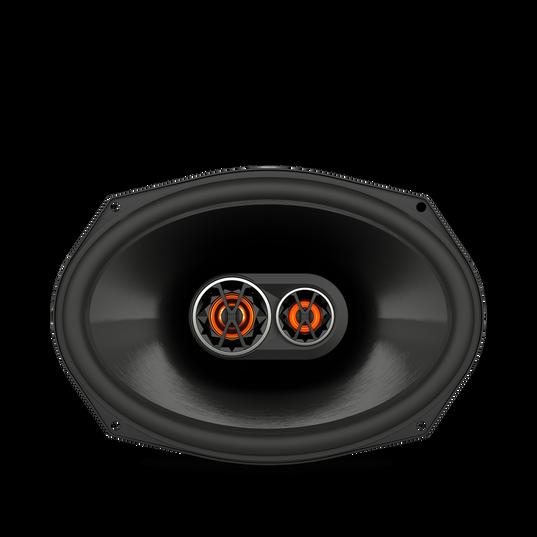 """Club 9630 - Black - 6""""x9"""" (152mm x 230mm) 3-way car speaker - Front"""