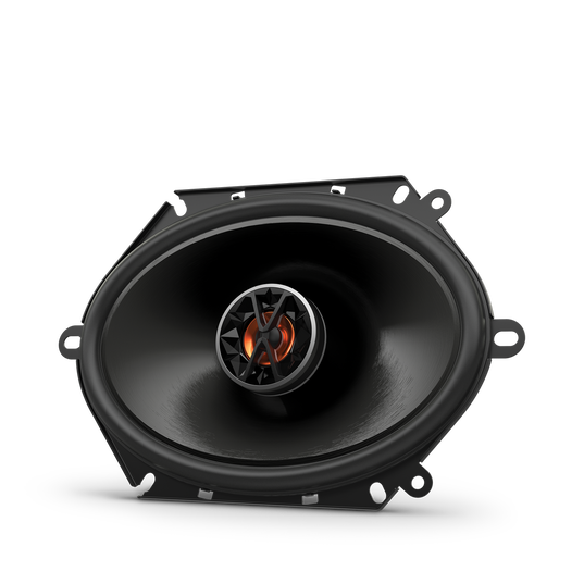 "Club 8620 - Black - 6""x8"" (152mm x 203mm) coaxial car speaker - Hero"