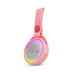 JBL JR POP - Rose Pink - Portable speaker for kids - Hero