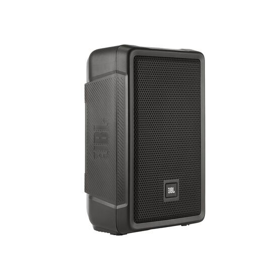 "JBL IRX108BT - Black - Powered 8"" Portable Speaker with Bluetooth® - Detailshot 2"