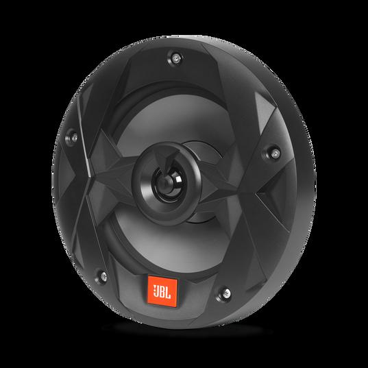 "Club Marine MS8B - Black Matte - Club Marine MS8B—8"" (200mm) two-way marine audio multi-element speaker – Black - Hero"