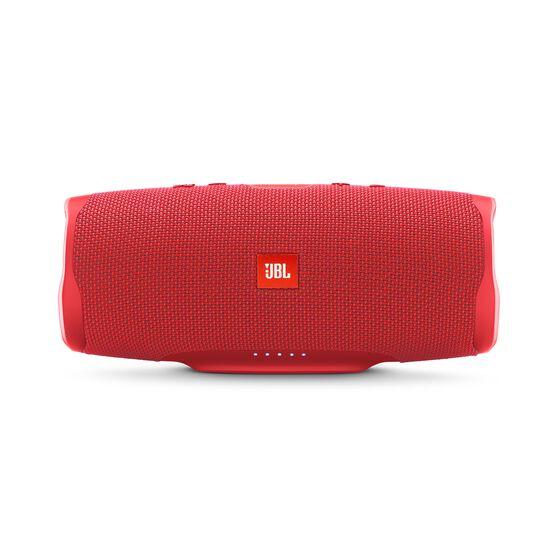 JBL Charge 4 - Red - Portable Bluetooth speaker - Hero