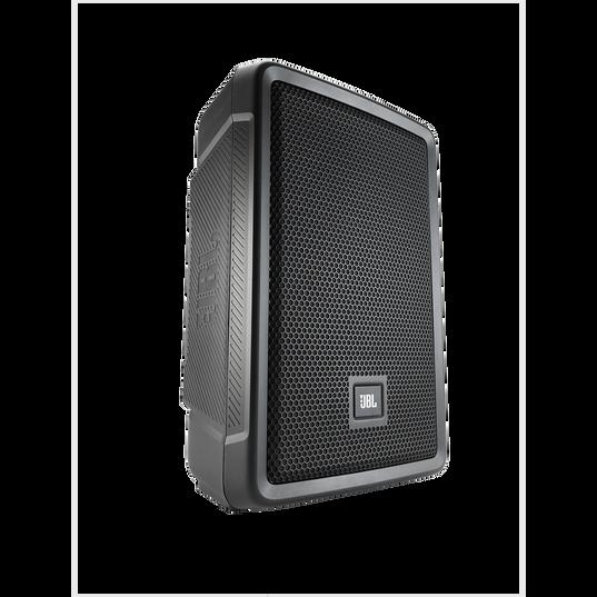 "JBL IRX108BT - Black - Powered 8"" Portable Speaker with Bluetooth® - Hero"