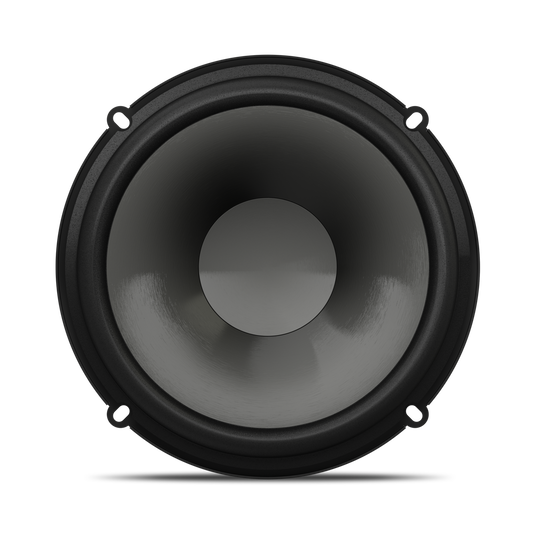 "GX600C - Black - 6-1/2"" car audio component speaker system, 210W - Detailshot 1"