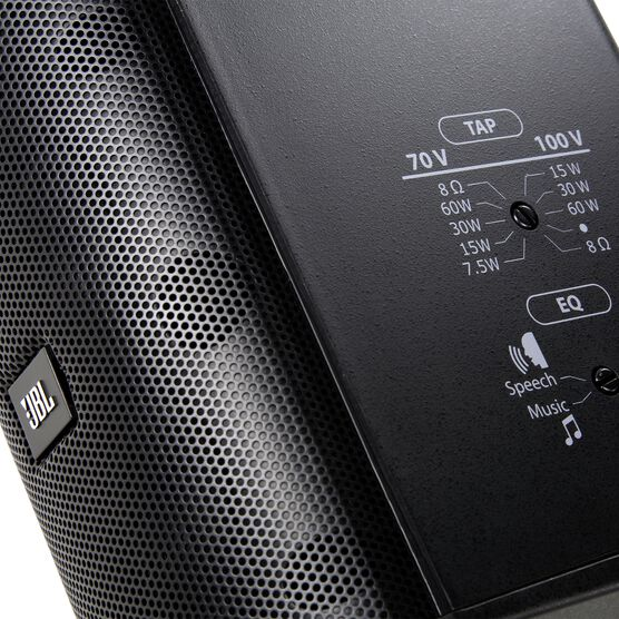 JBL CBT 50LA-1 - White - Constant Beamwidth Technology™ Line Array Column Loudspeaker - Detailshot 2