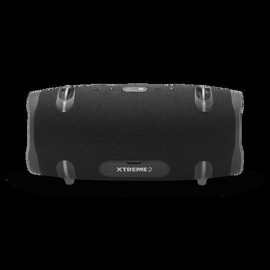 JBL Xtreme 2 - Midnight Black - Portable Bluetooth Speaker - Back