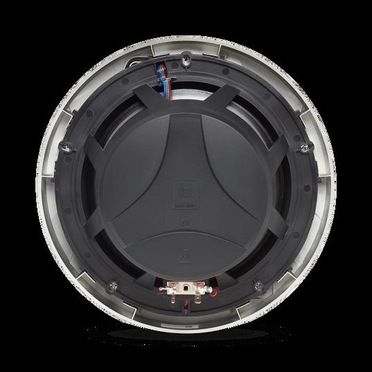 "Club Marine MS8B - Black Matte - Club Marine MS8B—8"" (200mm) two-way marine audio multi-element speaker – Black - Back"