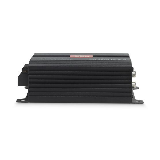 JBL Stage Amplifier A6002 - Black - Class D Car Audio Amplifier - Detailshot 3