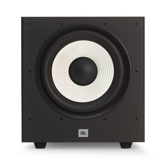 JBL Stage A100P - Black - Home Audio Loudspeaker System - Front