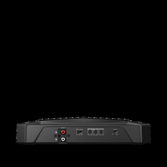 GTR-601 - Black - High Performance Mono Car Audio Subwoofer Amplifier - Detailshot 2