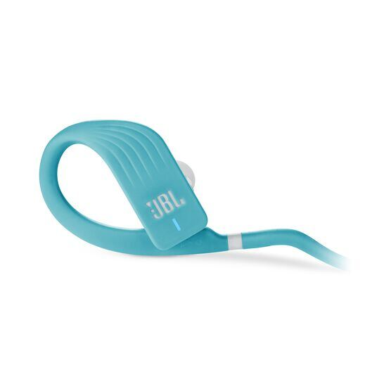 JBL Endurance JUMP - Teal - Waterproof Wireless Sport In-Ear Headphones - Detailshot 5