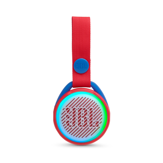 JBL JR POP - Red - Portable speaker for kids - Front