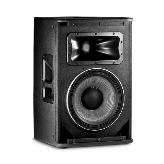 "JBL SRX812P - Black - 12"" Two-Way Bass Reflex Self-Powered System - Detailshot 1"