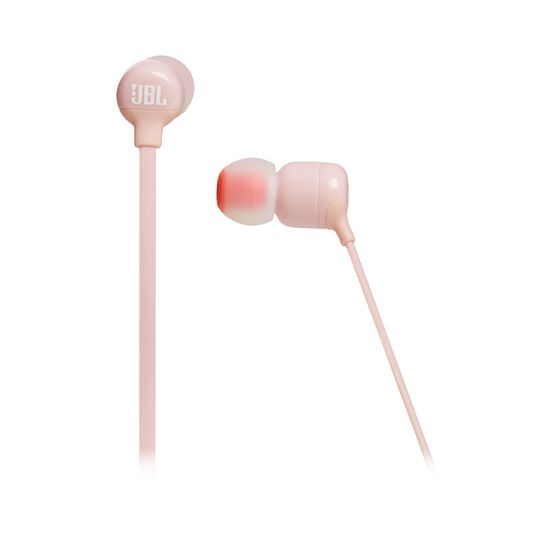 JBL TUNE 110BT - Pink - Wireless in-ear headphones - Front