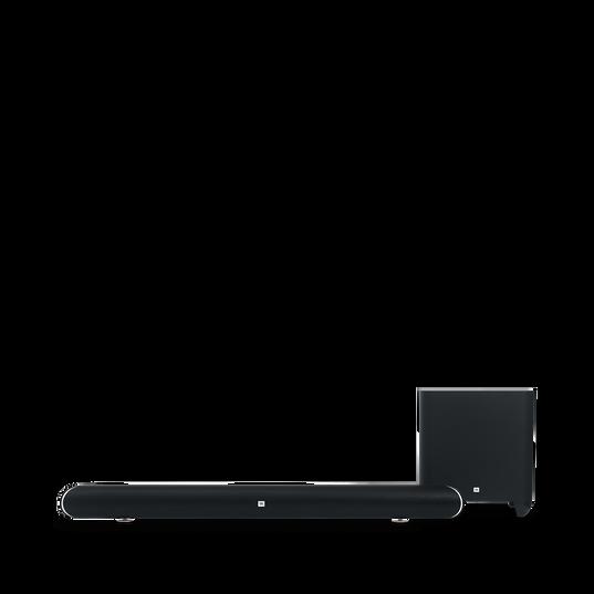 Cinema SB 450 - Black - 4K Ultra-HD soundbar with wireless subwoofer. - Front