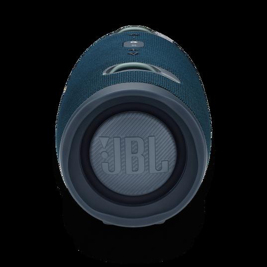 JBL Xtreme 2 - Ocean Blue - Portable Bluetooth Speaker - Left