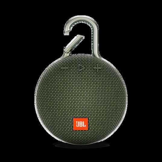 JBL CLIP 3 - Forest Green - Portable Bluetooth® speaker - Front