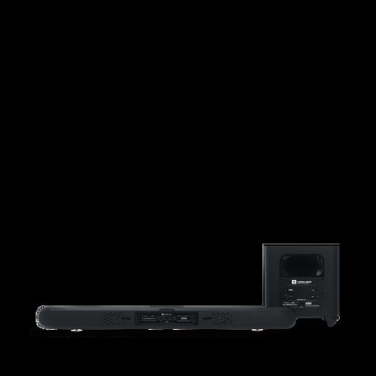 Cinema SB 450 - Black - 4K Ultra-HD soundbar with wireless subwoofer. - Back