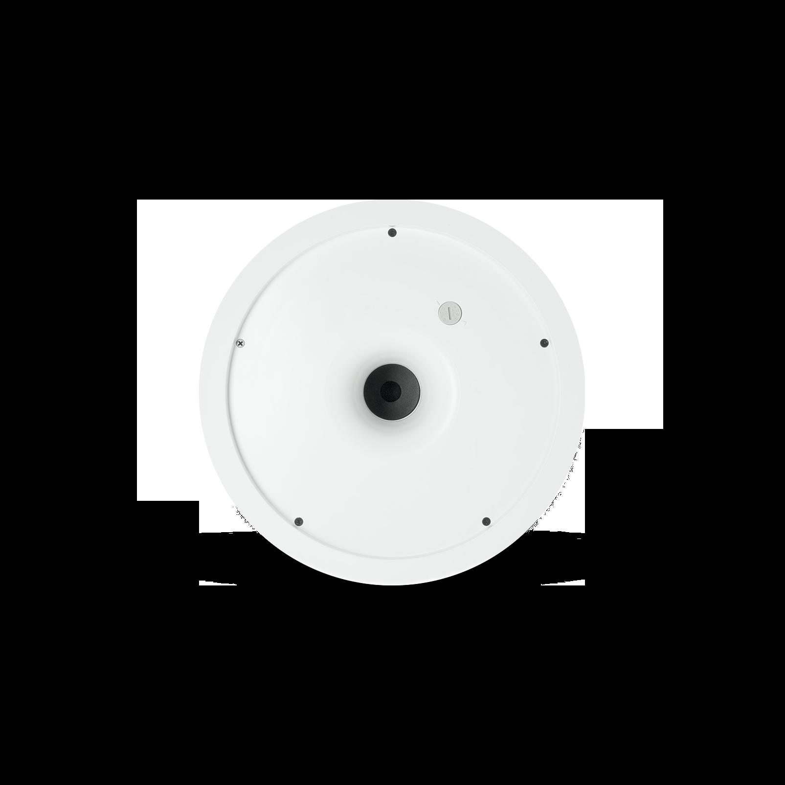 JBL Control 19CST (Pair) - White - In-Ceiling Subwoofer w/Multitap Transformer - Detailshot 1