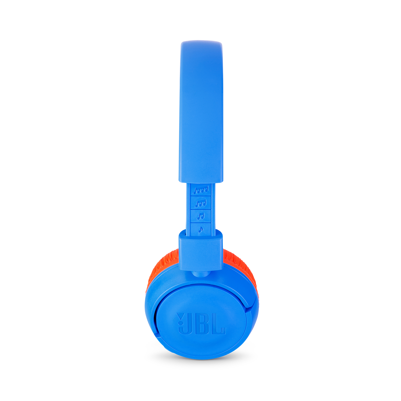 JBL JR300BT - Rocker Blue - Kids Wireless on-ear headphones - Detailshot 1