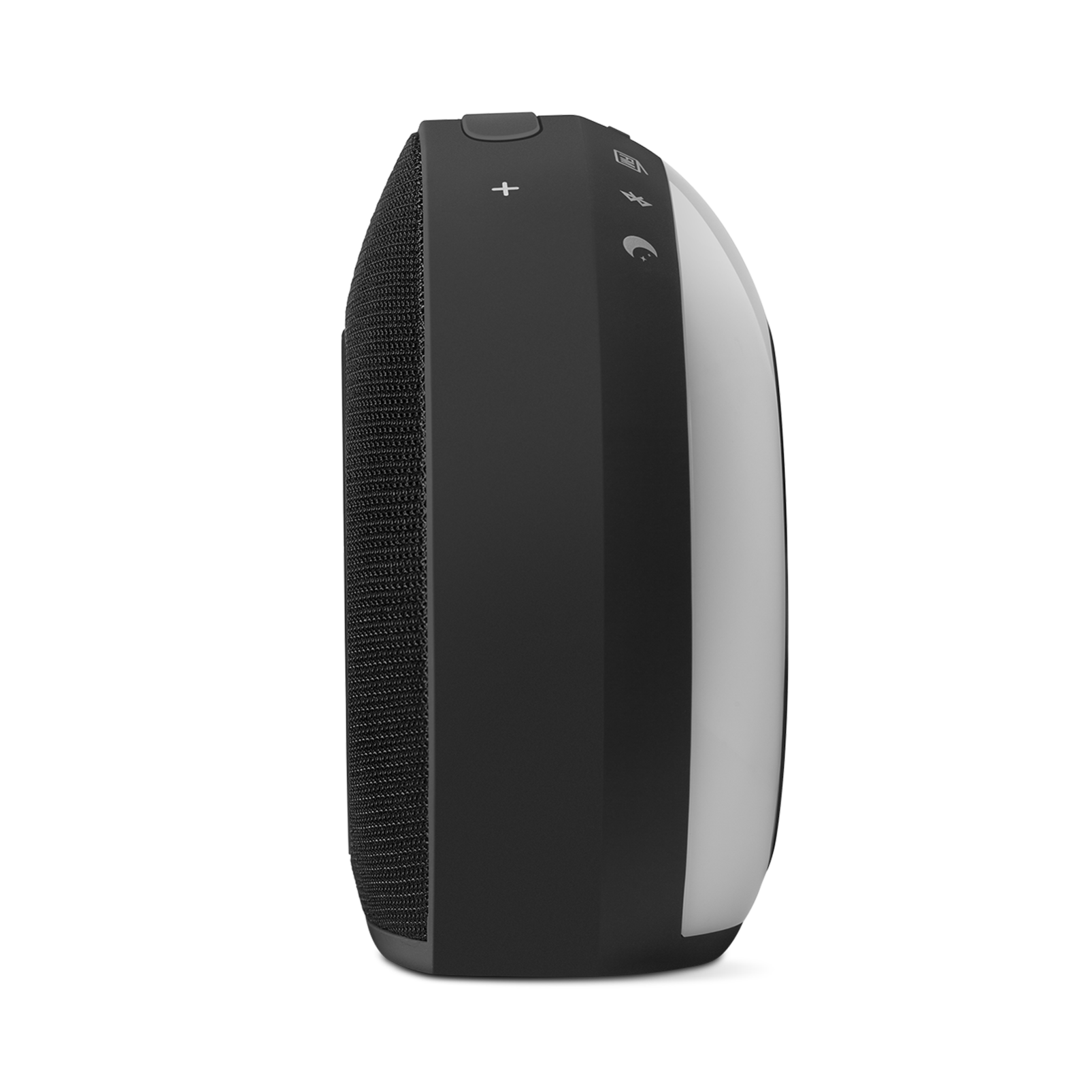 JBL Horizon - Black - Bluetooth clock radio with USB charging and ambient light - Detailshot 5