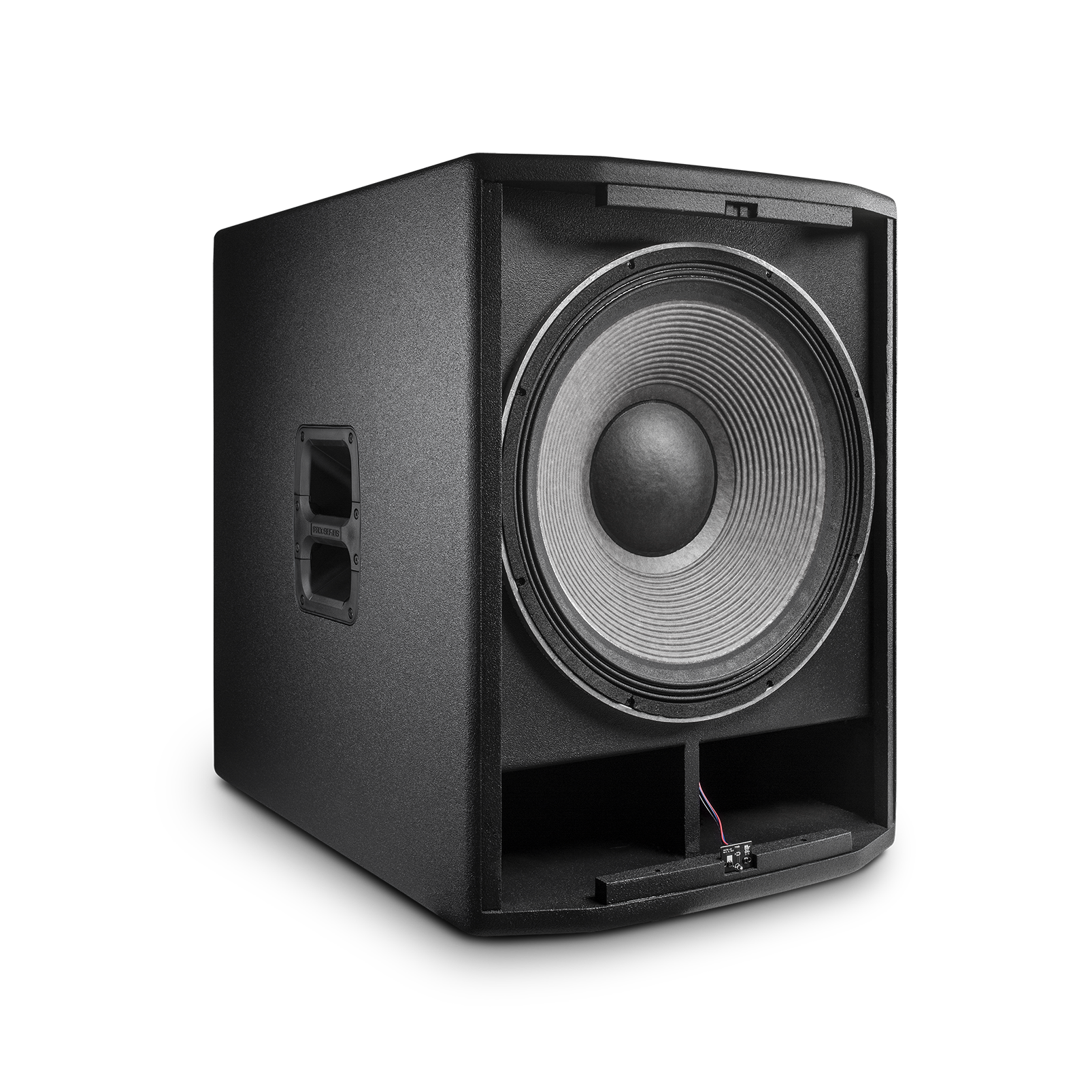 "JBL PRX818XLF - Black - 18"" Self-Powered Extended Low Frequency Subwoofer System with Wi-Fi - Detailshot 1"
