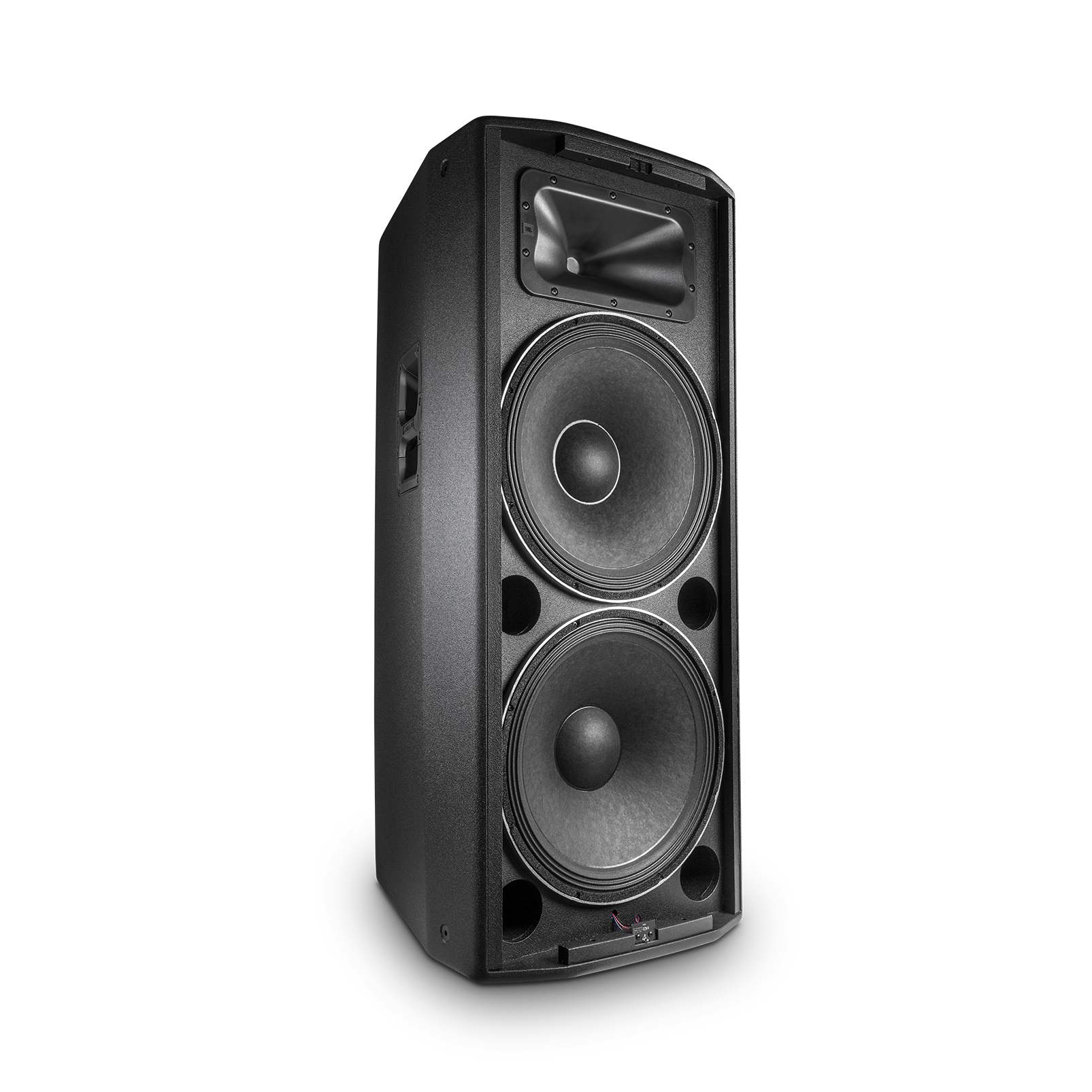 "JBL PRX825 - Black - Dual 15"" Two-Way Full-Range Main System with Wi-Fi - Detailshot 1"