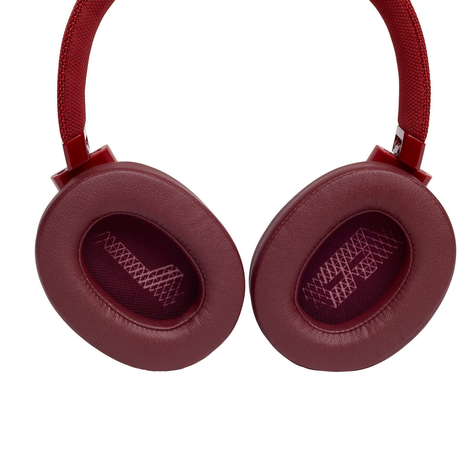JBL LIVE 500BT - Red - Your Sound, Unplugged - Detailshot 4