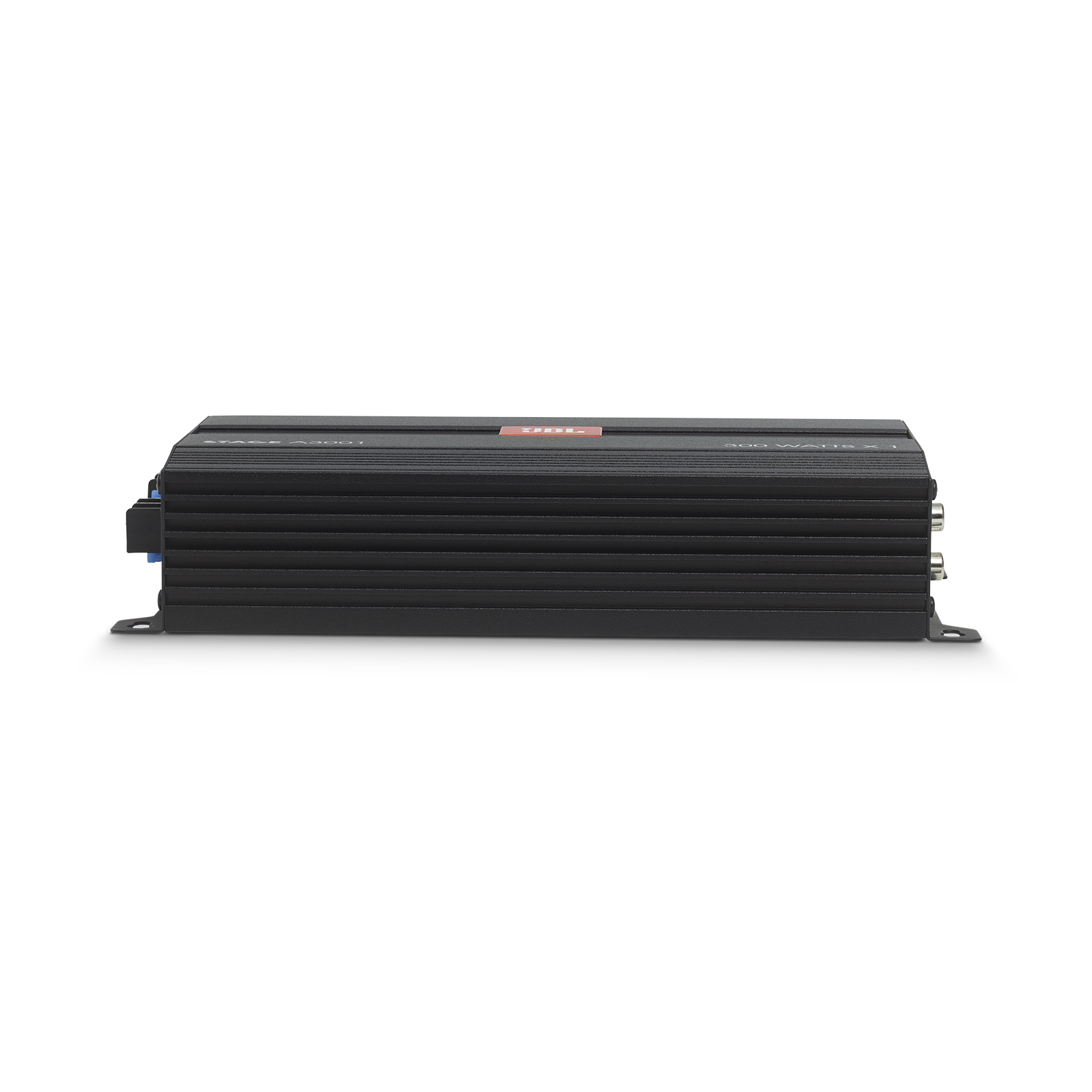 JBL Stage Amplifier A3001 - Black - Class D Car Audio Amplifier - Detailshot 3