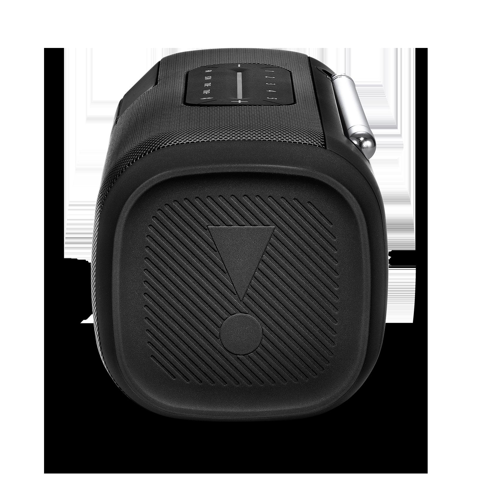 JBL Tuner FM - Black - Portable Bluetooth Speaker with FM radio - Detailshot 1