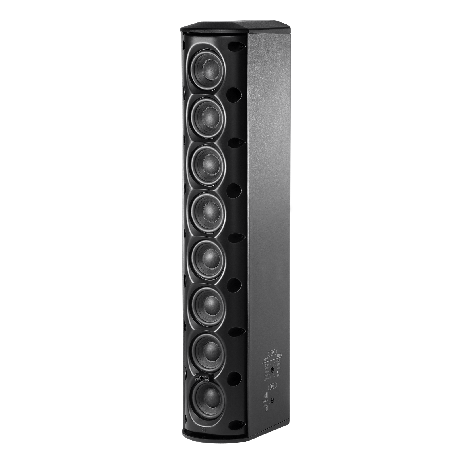 JBL CBT 50LA-1 - White - Constant Beamwidth Technology™ Line Array Column Loudspeaker - Detailshot 1
