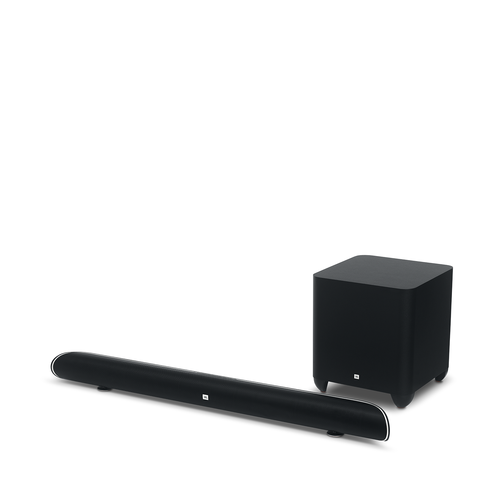 Cinema SB 450 - Black - 4K Ultra-HD soundbar with wireless subwoofer. - Hero