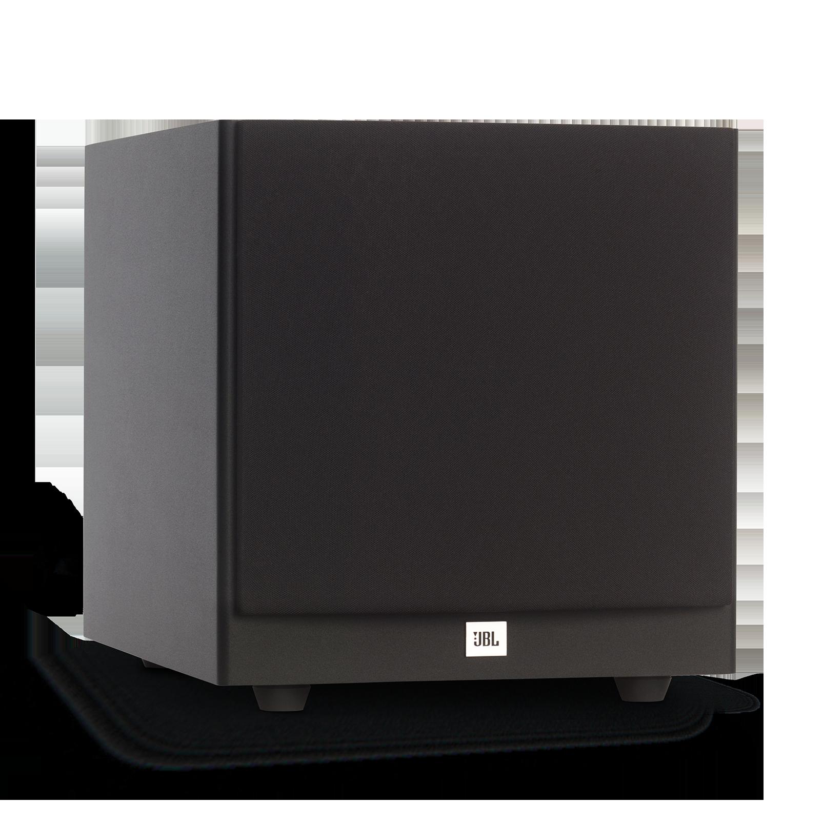 JBL Stage A100P - Black - Home Audio Loudspeaker System - Hero