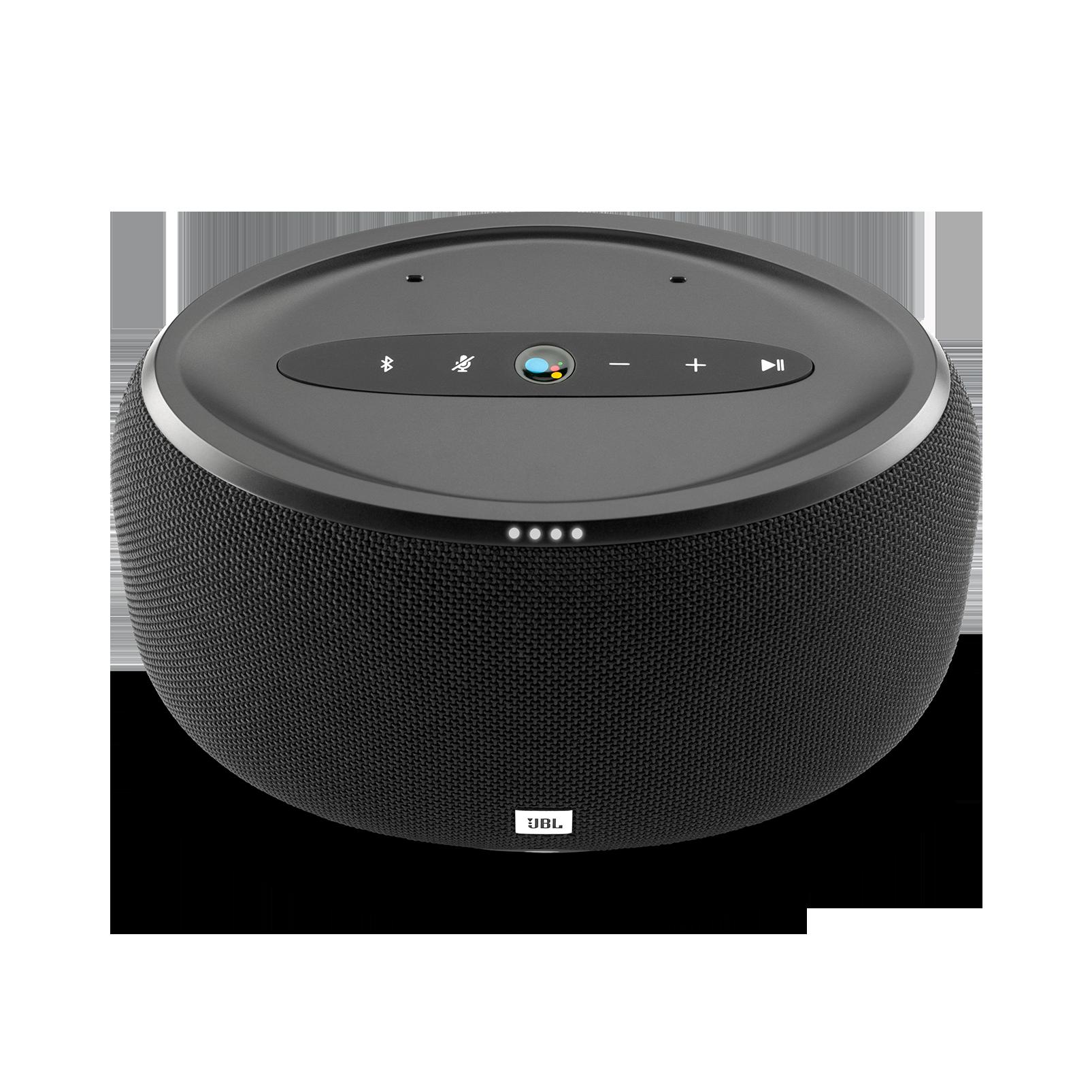 JBL Link 300 - Black - Voice-activated speaker - Detailshot 1